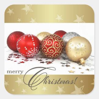 De vrolijke Stickers van de Gift