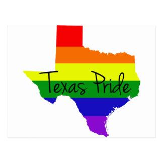 De Vrolijke Trots van Texas Briefkaart