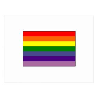 De vrolijke Vlag van Alliance Briefkaart