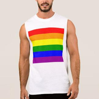 De vrolijke Vlag van de Trots T Shirt