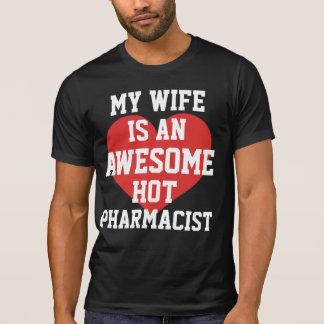 De Vrouw van de apotheker T Shirt