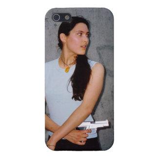 De Vrouw van de strijder iPhone 5 Cases
