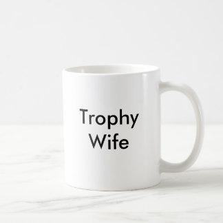 De Vrouw van de trofee Koffiemok
