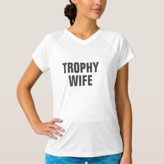De Vrouw van de trofee T Shirt