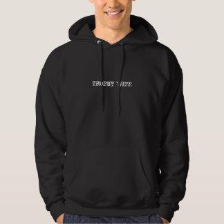 De Vrouw -vrouw-hoodie van de trofee Hoodie