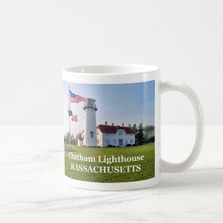 De Vuurtoren van Chatham, de Mok van Massachusetts