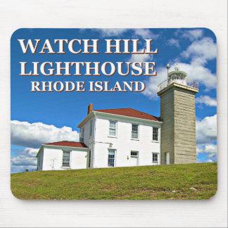 De Vuurtoren van de Heuvel van het horloge, Rhode Muismat