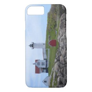 De Vuurtoren van het brokje - Maine iPhone 8/7 Hoesje