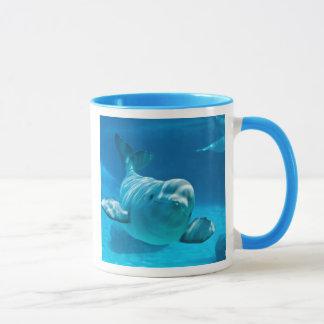 De Walvis van de beloega Mok