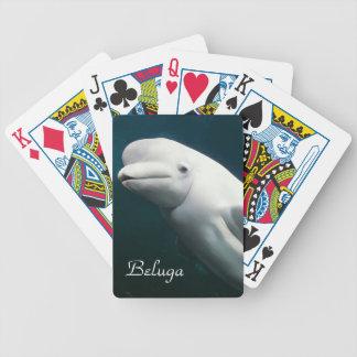 De Walvis van de beloega Pak Kaarten