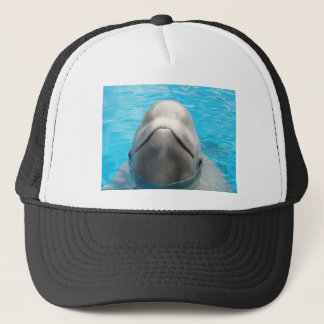 De Walvis van de beloega Trucker Pet