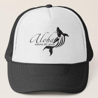 De Walvis van de Eilanden van Hawaï van Aloha Trucker Pet