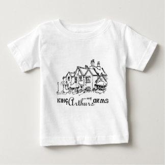 De Wapens van Arthur van de koning Baby T Shirts
