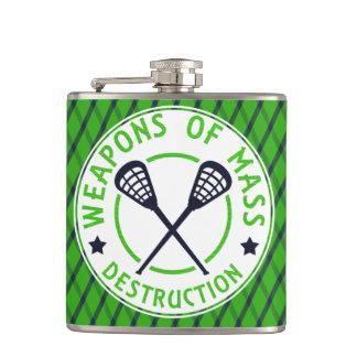 De Wapens van de lacrosse van de Fles van de Heupfles