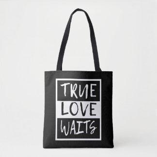 De ware Liefde wacht Draagtas