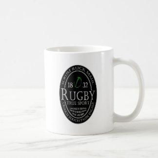 De Ware Sport van het RUGBY Koffiemok