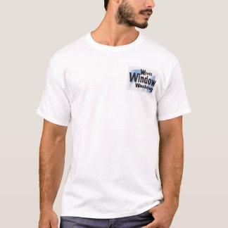 De Was Loge van het venster T Shirt