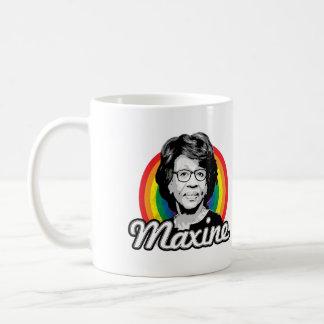 De Wateren van Maxine van de regenboog - Koffiemok