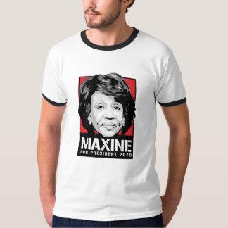 De Wateren van Maxine voor President 2020 - T Shirt