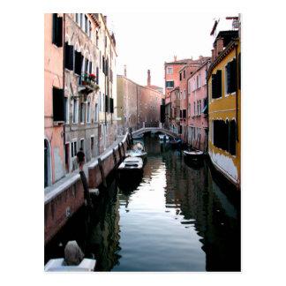 De Wateren van Venetië Briefkaart