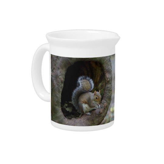 De Waterkruik van de eekhoorn Limonade Pitcher