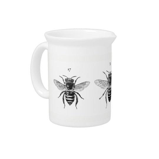 De Waterkruik van drie Bijen Drink Pitcher
