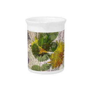 De Waterkruik van het herbarium Pitcher