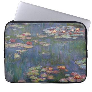 De Waterlelies van Claude Monet Laptop Sleeve