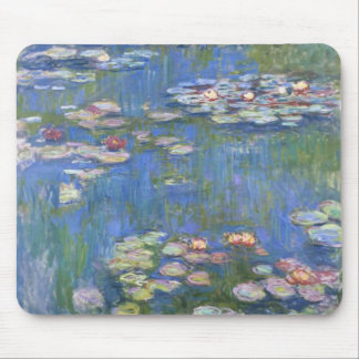 De Waterlelies van Claude Monet // Muismatten