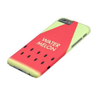 De Watermeloen van de zomer Barely There iPhone 6 Hoesje