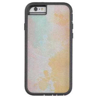 De Waterverf van de zomer Tough Xtreme iPhone 6 Hoesje