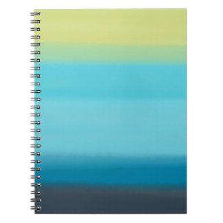 De Waterverf van //van het Notitieboekje van de Notitieboek