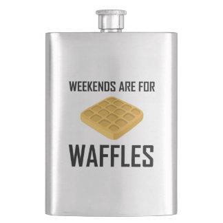 De weekends zijn voor Wafels Flacon