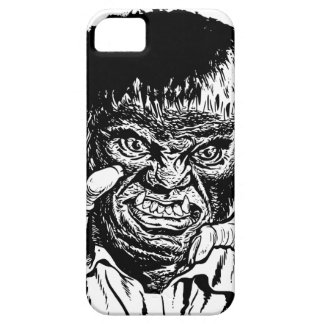 De Weerwolf van Halloween Barely There iPhone 5 Hoesje