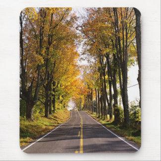 De Weg van de herfst Muismat