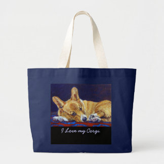 De Welse Canvas tassen Corgi van Pembroke