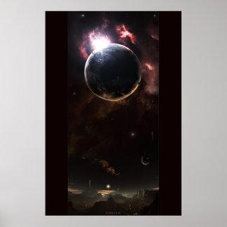 De Wens van Icarus Poster