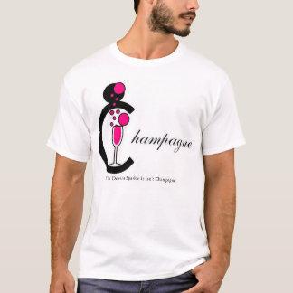 De Wensen van Champagne T Shirt