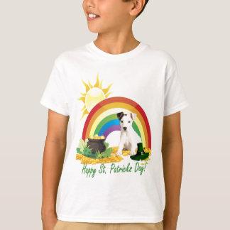 De Wensen van de Dag van Russell Terrier St. T Shirt