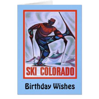 De Wensen van de verjaardag, GSki Colorado Kaart