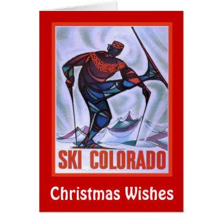 De Wensen van Kerstmis, Ski Colorado Kaart