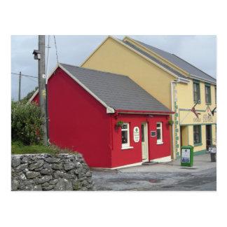 De Wenskaarten en de Briefkaarten van Ierland van