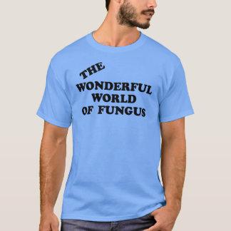 De Wereld van Murdock van Paddestoel T Shirt