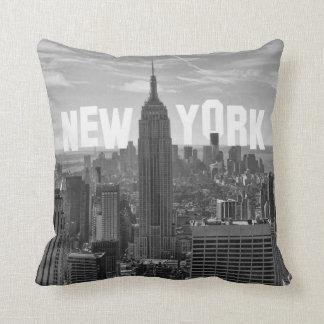 De Wereldhandel van het Empire State Building van Sierkussen