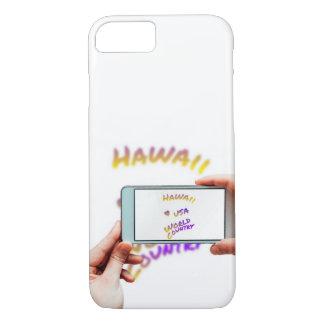 De wereldstad van Hawaï, cellulaire telefoon iPhone 8/7 Hoesje