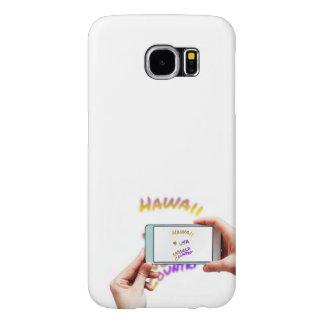 De wereldstad van Hawaï, cellulaire telefoon Samsung Galaxy S6 Hoesje