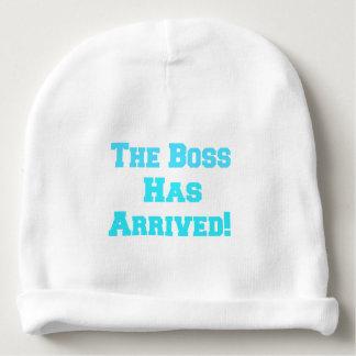De werkgever baby mutsje