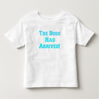 De werkgever kinder shirts