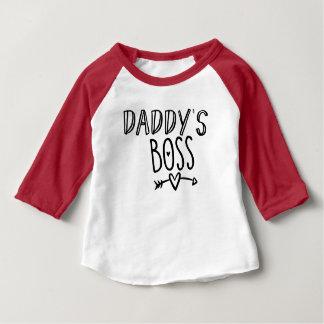 De Werkgever van de Papa van de T-shirt van het