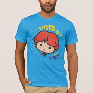 De Werktijd van Ron Weasley Engorgio van de T Shirt